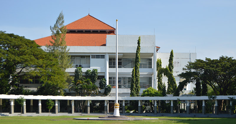 Rektorat-Perpustakaan-ITS