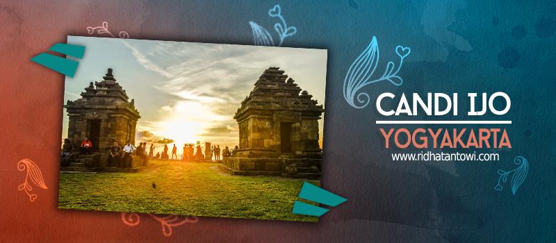 Candi Ijo, Panorama Menakjubkan dari Candi Tertinggi di Yogyakarta