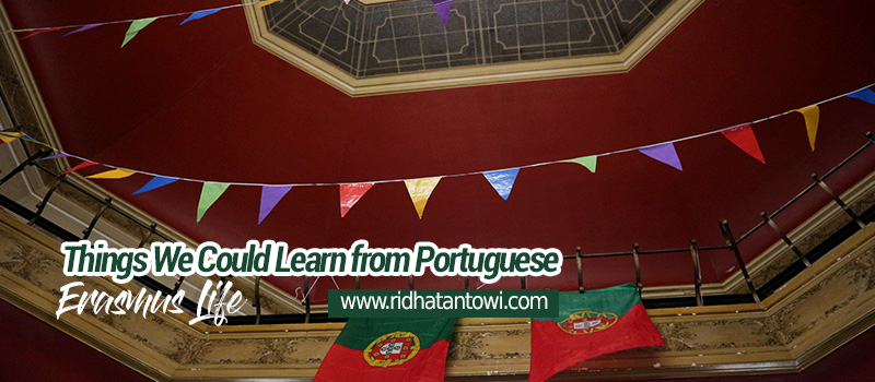 What We Could Learn from Portuguese (Part 1)