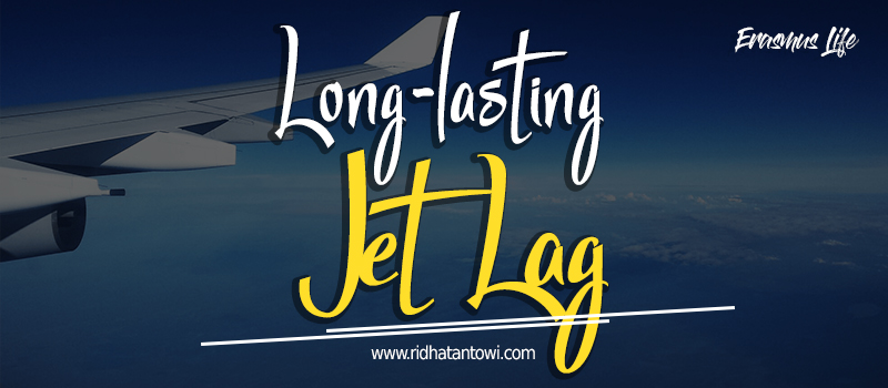 Long-lasting Jet Lag After 25H Flight
