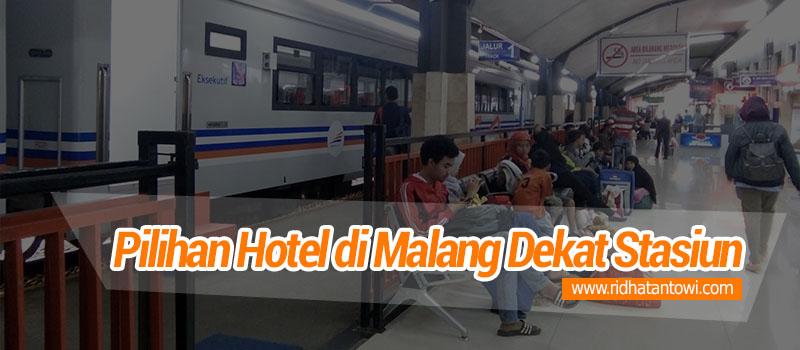 Pilihan Hotel di Malang Dekat Stasiun