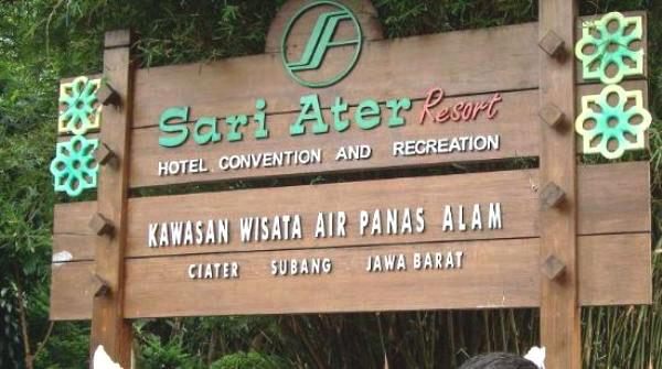 sari ater hot spring resort- gravity-adventure