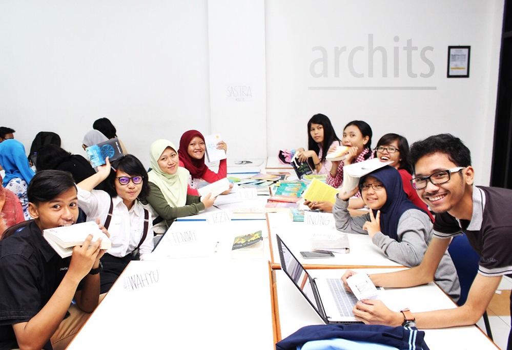 Mahasiswa Arsitektur ITS 2014