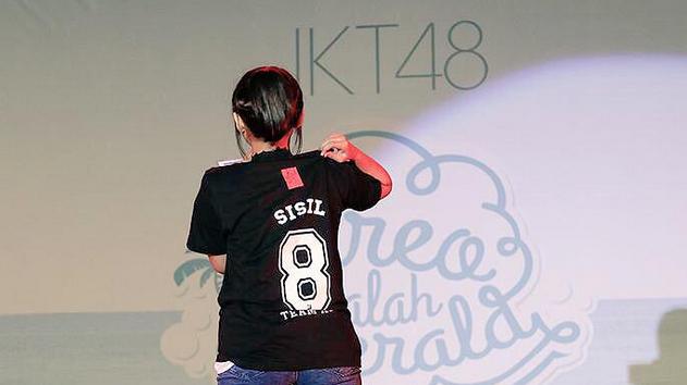 Foto Tersebar, Sisil JKT48 Berujung Graduate?