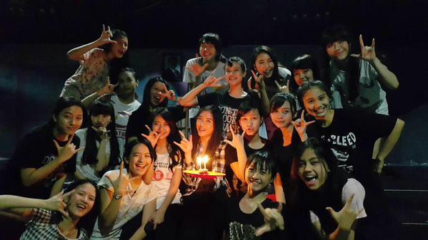 Hanya Karena Pacaran, Tata JKT48 Graduate?